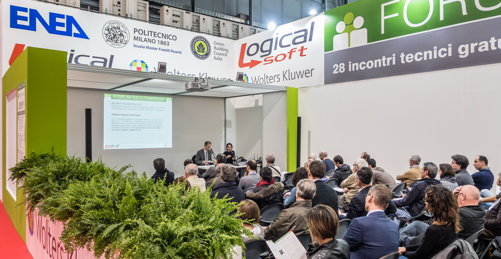 FORUM DELL'ENERGIA a Mostra Convegno Expocomfort 2018