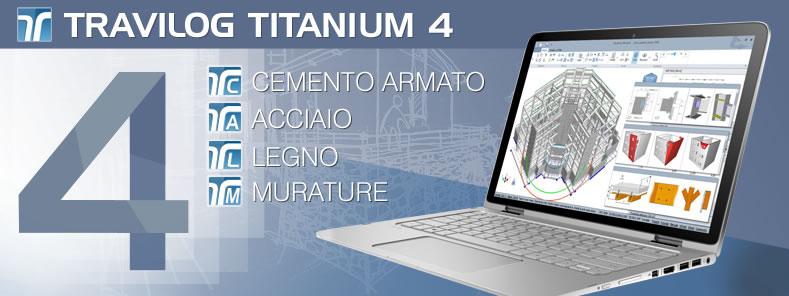 TRAVILOG TITANIUM 4