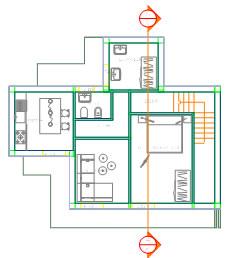 Casa moderna, Roma Italy: Impianto acqua calda sanitaria