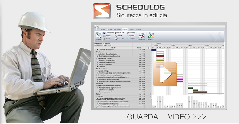 Guarda una panoramica di SCHEDULOG