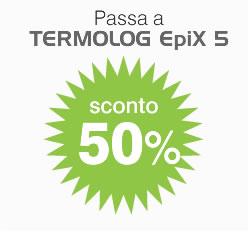 Guarda la presentazione di TERMOLOG EpiX 5