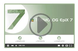 Il nuovo TERMOLOG EpiX 7