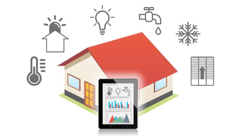 Controllo e regolazione degli impianti tecnologici dell'edificio