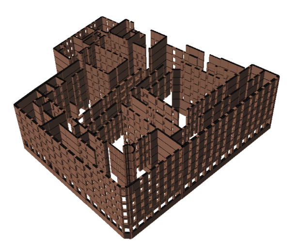 Modellazione strutturale degli elementi in muratura con TRAVILOG