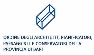 Ordine degli Architetti P.P.C. della provincia di Bari