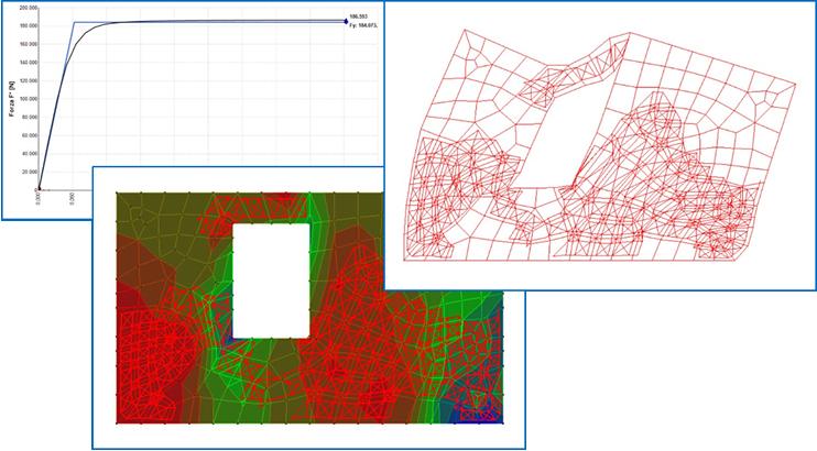 Verifica conducibile con analisi non lineare di tipo Pushover